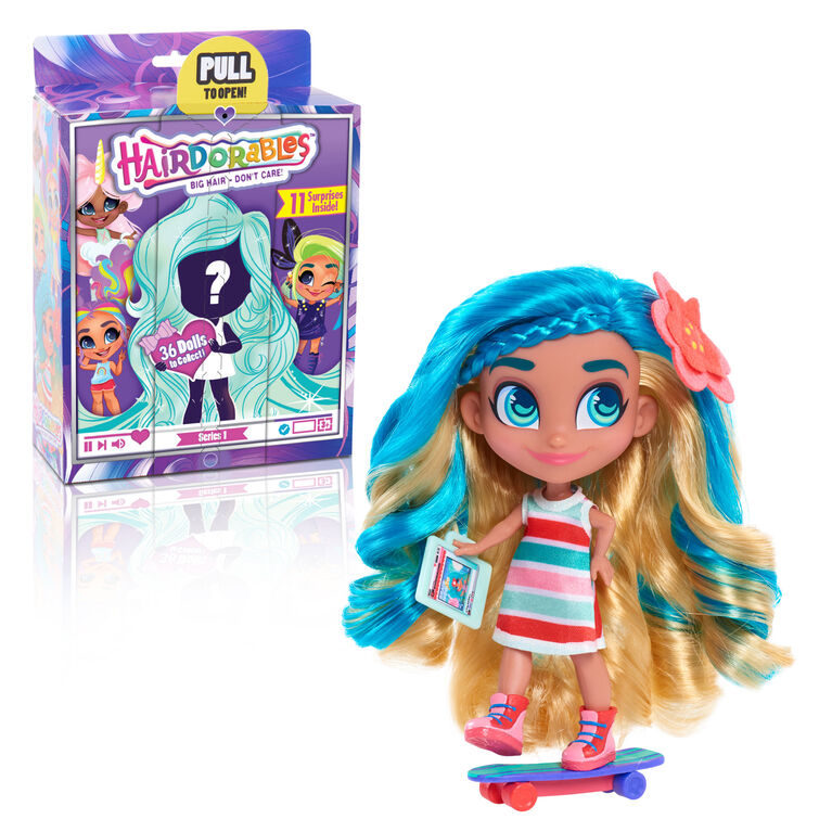 Hairdorables Dolls - Style May Vary