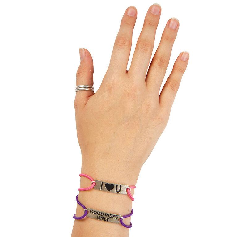 Fashion Angels - Tear & Share Bracelets Assorted