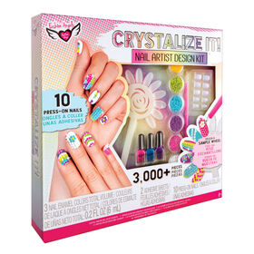 CRYSTALIZE IT!  Nail Artist Design Kit
