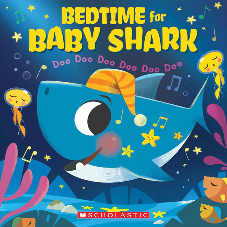 Scholastic - Bedtime for Baby Shark - English Edition