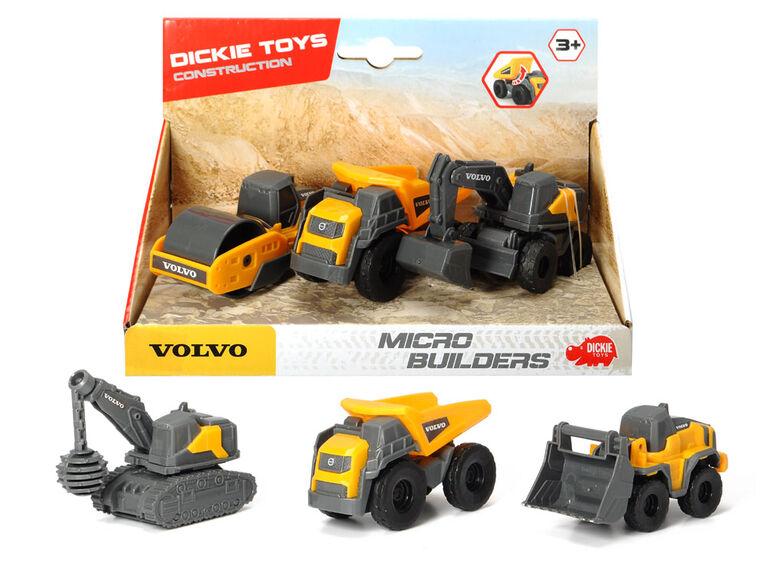 Volvo Micro Builders