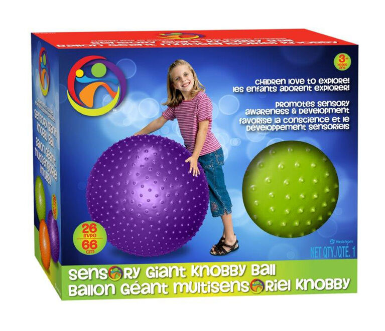 26 inch Knobby Ball
