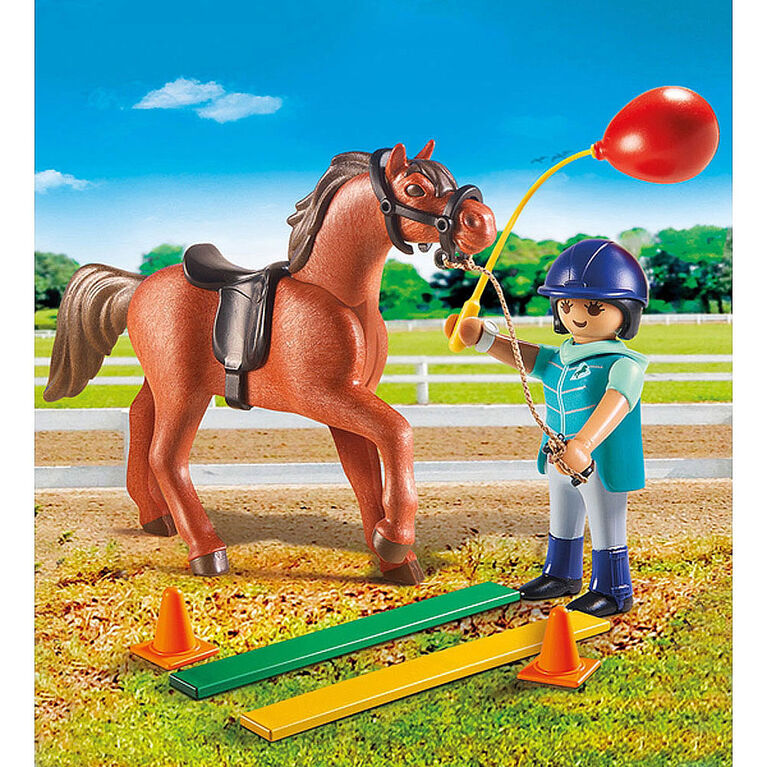 Playmobil - Horse Therapist (9259)