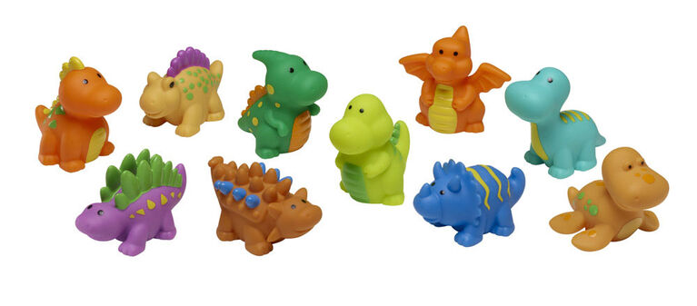 Imaginarium Baby - Bath Dinosaur Squirtees