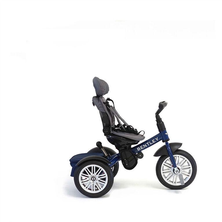 Bentley - tricycle 6 en 1 - bleu
