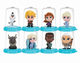 Disney's Frozen 2 - Myster Pack - 1 Character - Domez Series 1