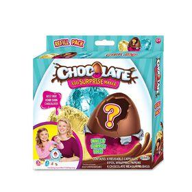 Chocolate Egg Surprise - Chocolate Egg Surprise Maker Refill Pack - Refill Pack