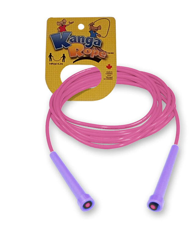 Kangarope 14ft Jump Rope - Colours and styles may vary