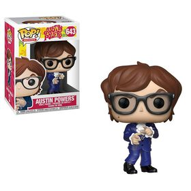 Funko POP! Movies: Austin Powers - Austin Powers Vinyl Figure