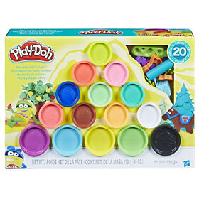 Play-Doh Mountain of Colours - R Exclusive