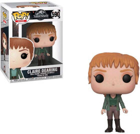 Funko POP! Movies: Jurassic World 2 - Claire Dearing Vinyl Figure
