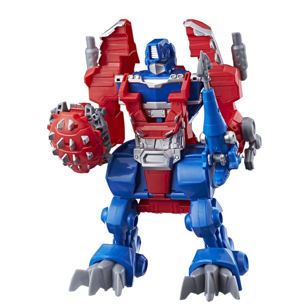 Playskool Heroes Transformateurs Rescue Bots Optimus Prime Figure