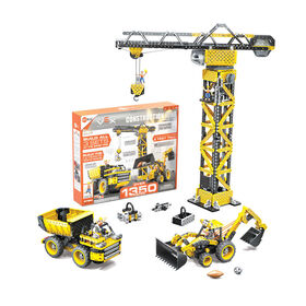 VEX Construction Zone Crane