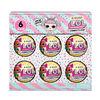 Licorne L.O.L. Surprise ! Confetti Pop, paquet de 6: deuxième lancement de 6 licornes, chacune avec 9 surprises - Notre exclusivité