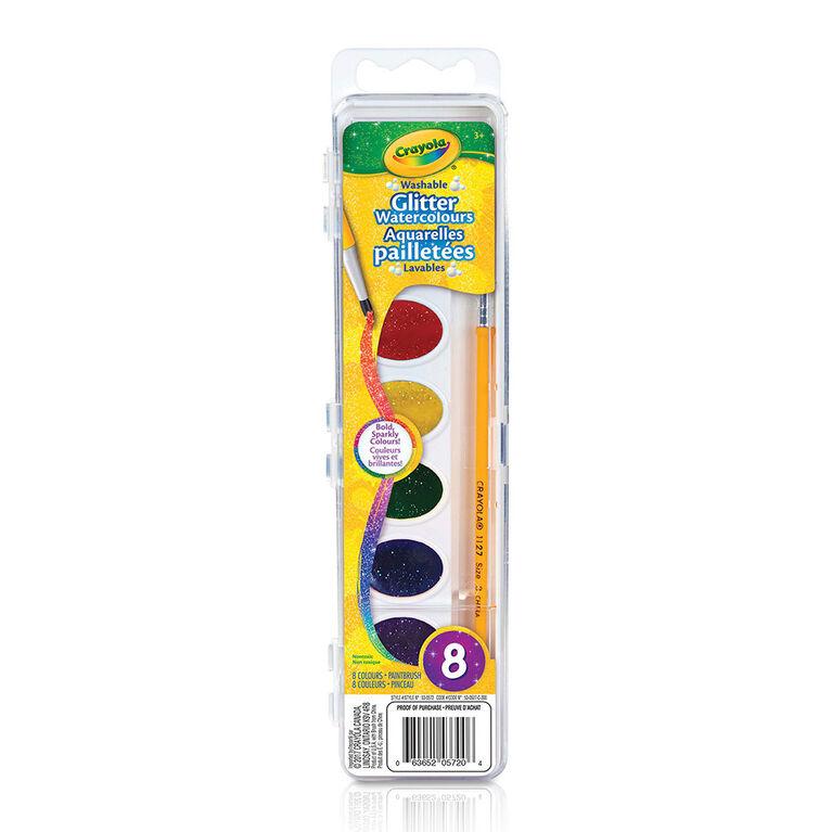 Glitter Watercolours