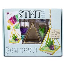 STMT D.I.Y. Crystal Terrarium