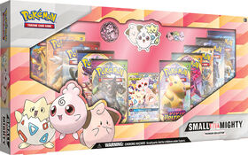 Pokemon Small but Mighty Premium Collection - R Exclusive - English Edition