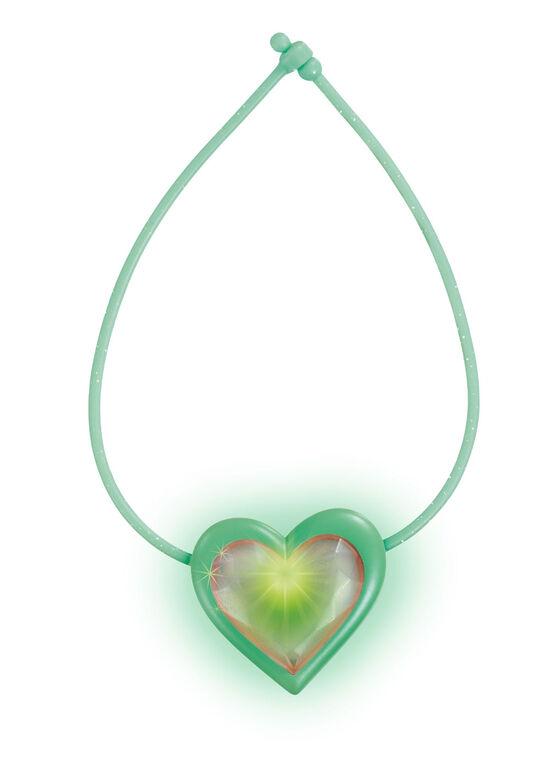 Nella the Princess Knight - Be Nella! Heart Pendant & Tiara