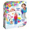 Orbeez, Kit d'activité Color Meez avec 400 billes Orbeez gonflées et 800 petites billes Orbeez à faire gonfler, colorer et personnaliser