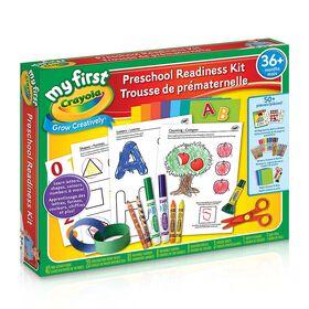 Crayola - MY First Crayola 36 Months Preschool Readiness Kit