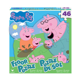 Peppa Pig 46-Piece Floor Puzzle