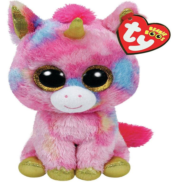 Ty Fantasia Unicorn Multicolor reg
