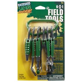 Backyard Safari 6-in-1 Field Tools