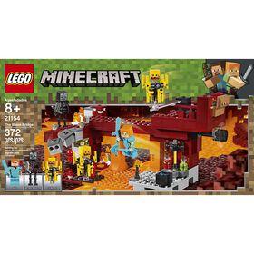 LEGO Minecraft The Blaze Bridge 21154