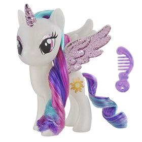 My Little Pony Toy Princess Celestia - Sparkling 6-inch Figure