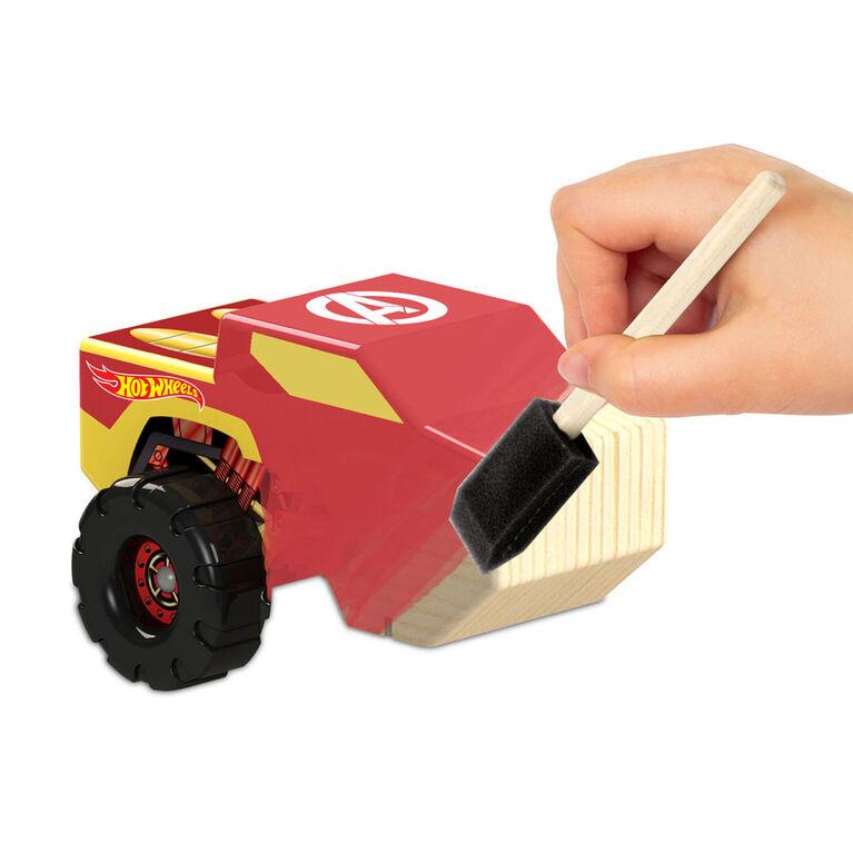 Hot Wheels 2 Pk Monster Trucks - English Edition