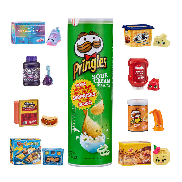 Shopkins Real Littles Lil' Shopper Pack - Sour Cream & Onion Pringles