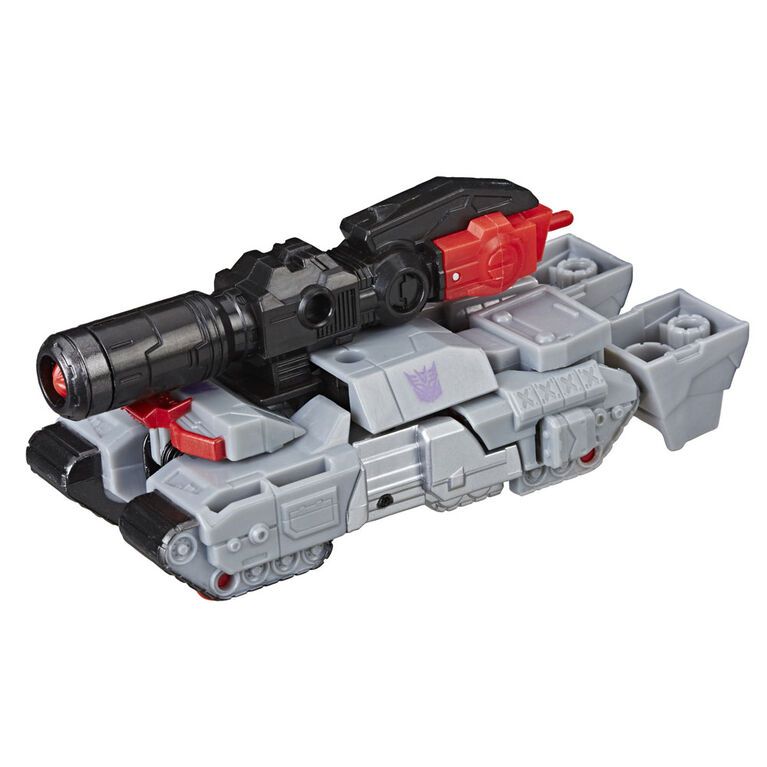 Transformers Cyberverse Action Attackers: 1-Step Changer Megatron.