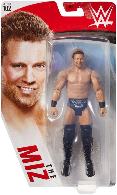 WWE The Miz Action Figure