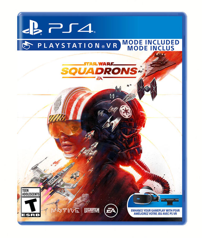 PlayStation 4 Star Wars Squadrons