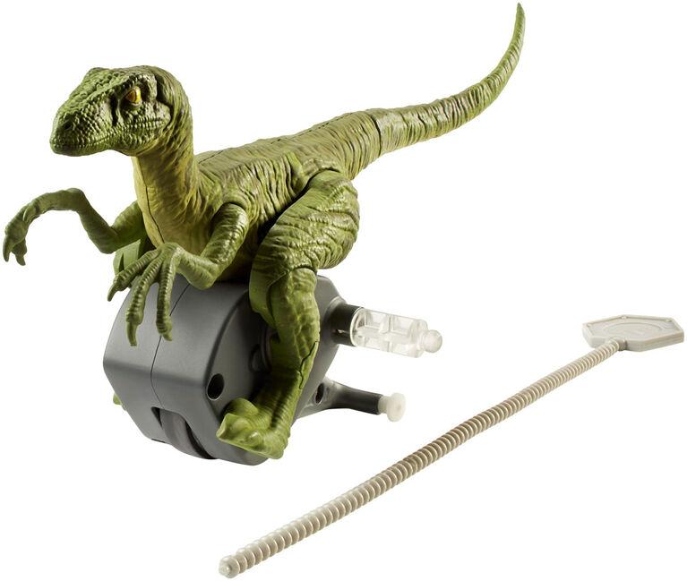 Jurassic World Rip-run Dinos Velociraptor