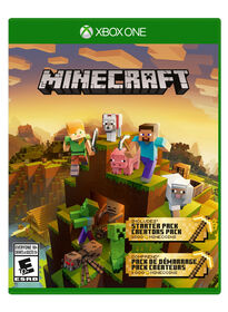 Xbox One - Minecraft Master Pack