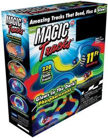 Pistes magiques Magic Tracks.