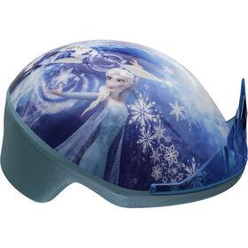Disney Frozen - Toddler 3D Tiara Bike Helmet - Elsa/Anna (Fits head sizes 48 - 52 cm)