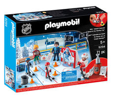Playmobil - NHL Advent Calendar - Road to the Cup