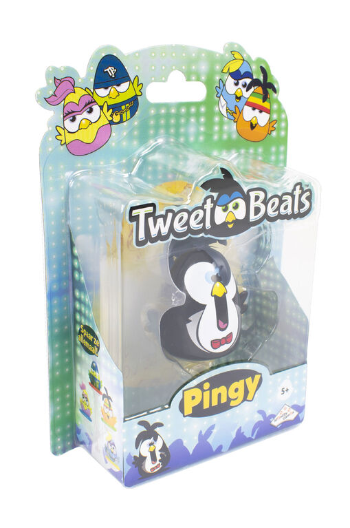 Tweet Beats! Single Bird - Pengy