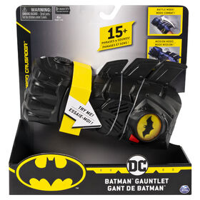 BATMAN, Interactive Gauntlet with Over 15 Phrases and Sounds
