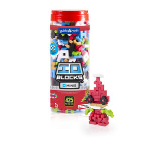 Guidecraft IO Blocks® Minis - 425 Piece Set