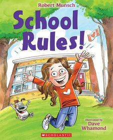 Scholastic - School Rules! - English Edition