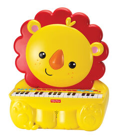 Fisher Price - Lion Piano - English Edition