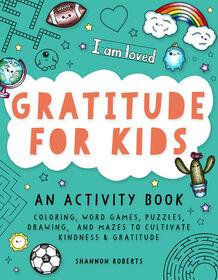 Gratitude for Kids - Édition anglaise