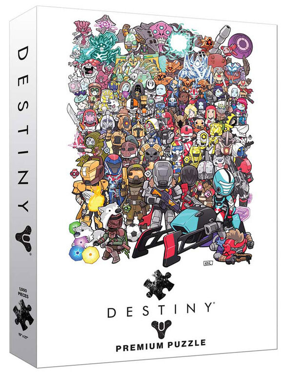 Destiny 1000 Piece Puzzle