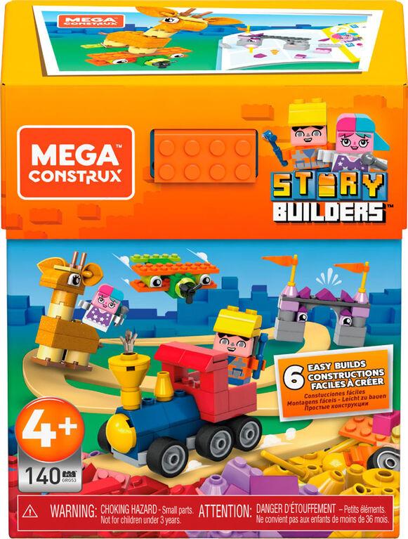Mega Construx Story Builders Saga