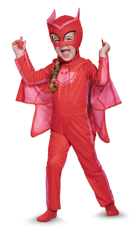 Owlette Classic Toddler Costume - 2T