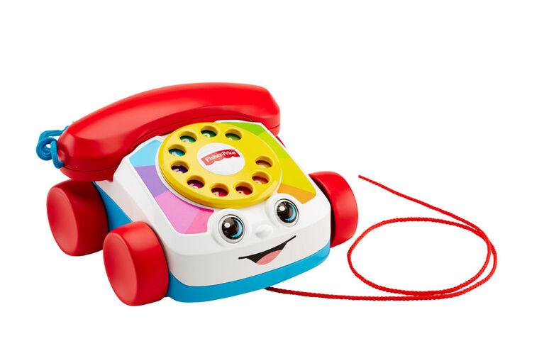 Fisher-Price - Téléphone animé