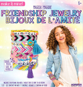 Make It Mine Magical Friendship Jewelry